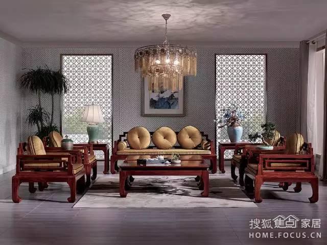 祥利集团——时尚,高端的红木家具典范