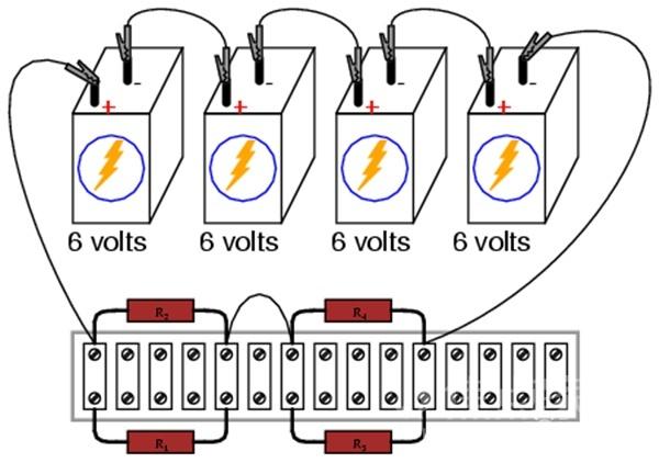 电压计算   u总=u1=u2=……=un   并联电路各支路两端的电压相等,且