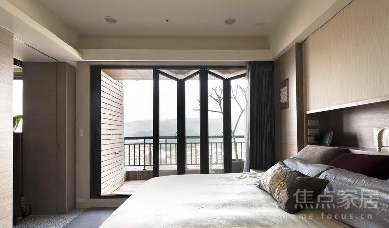 卧室阳台装修图片的设计风格
