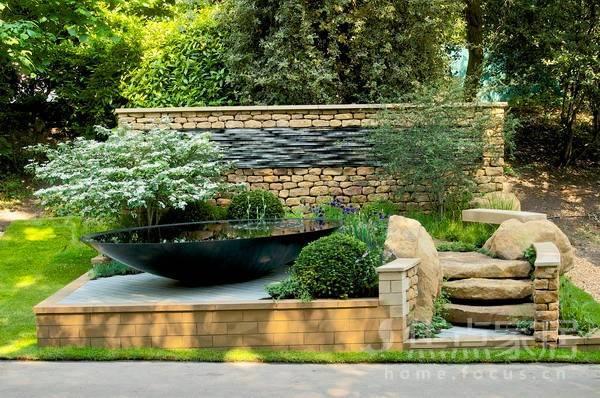 国外15款精妙创意小花园设计