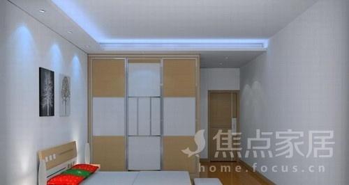 小房间室内装修效果图二