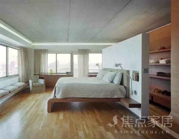 适合单身公寓的卧室隔断设计,这些隔断你喜欢怎样的?