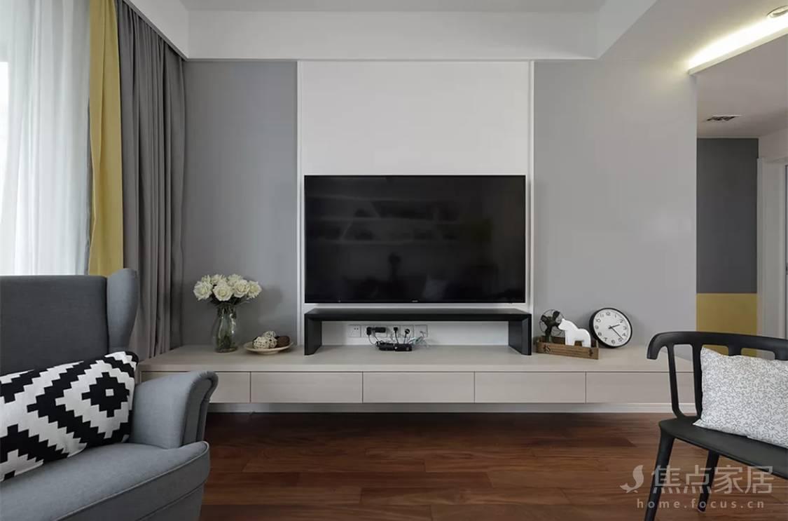 客厅墙壁选择什么颜色,怎么搭配更好看? _装修设计