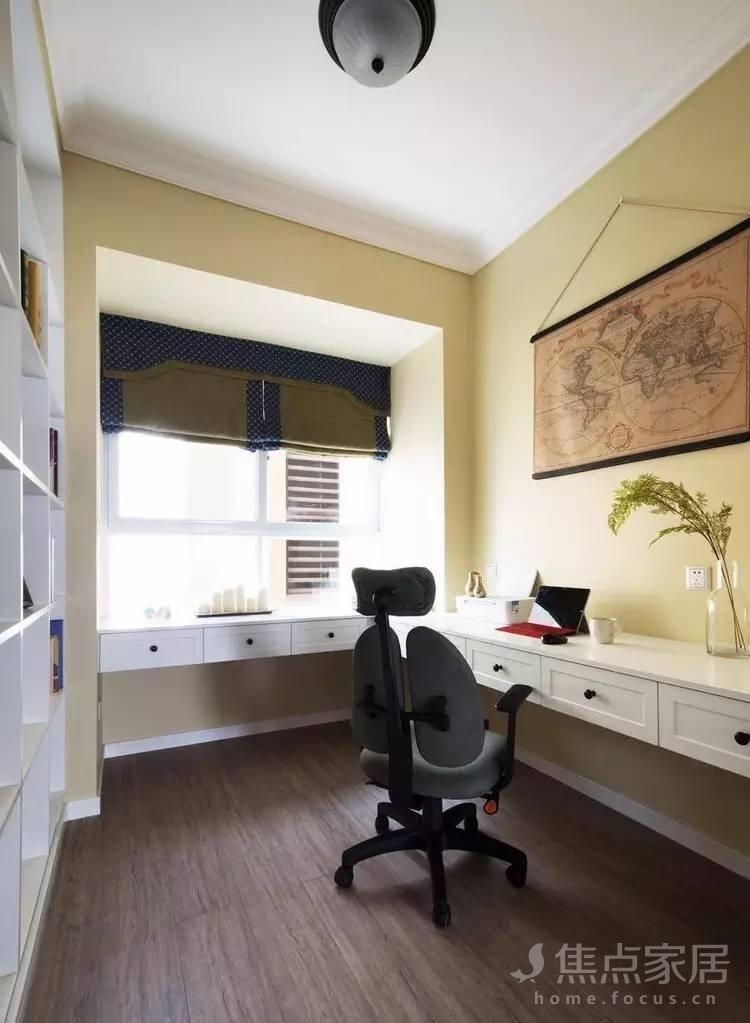 看90平小户简美实现三室两厅两卫_装修设计_搜狐焦点
