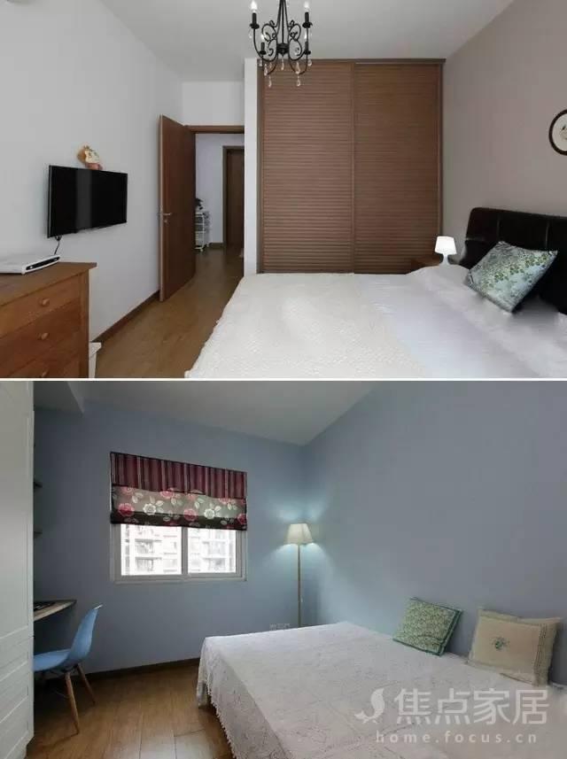 92㎡原木风格两居室,喜欢那个榻榻米的设计!