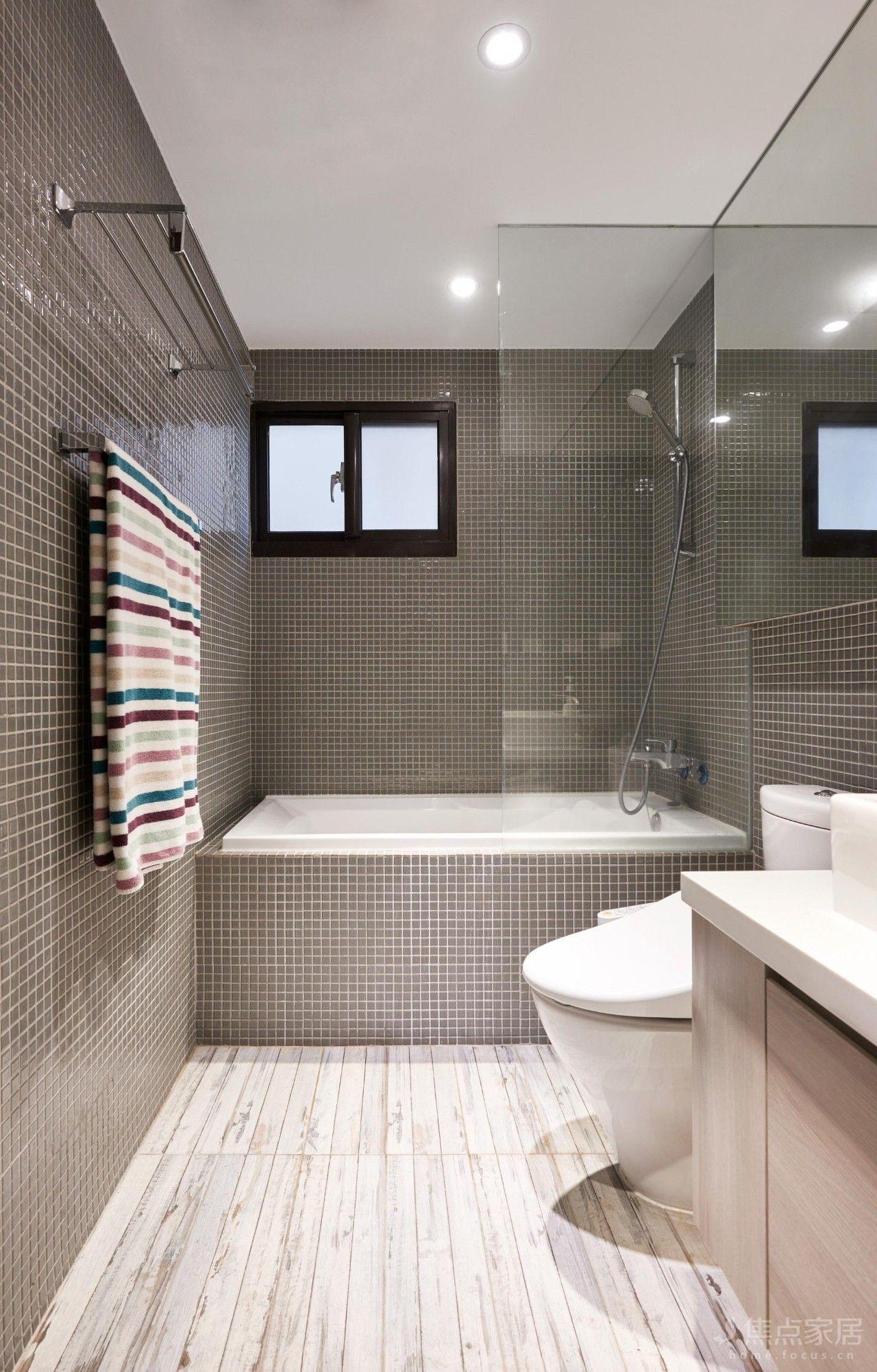 厕所 家居 设计 卫生间 卫生间装修 装修 1280_2003 竖版 竖屏