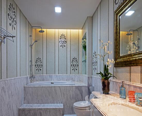 欧式风格样板房之优雅图片