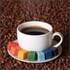 雪绒苦咖啡